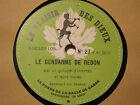 78 rpm-PLAISIR DES DIEUX - TONUS SALLE DE GARDE - ASCLEPIOS N°27/28
