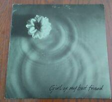 "GIRL OF MY BEST FRIEND - 7"" Vinyl - Warm Around You / Seasons - 1989 - Ambition"