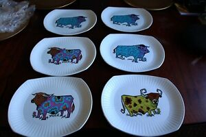 BEEFEATER PLATES BY WASHINGTON POTTERY