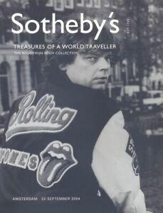 Sotheby's Treasures of a World Traveller The Boudewijn Büch Collection incl. DVD