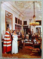 Woburn Abbey Duke Dutchess Bedford Private Library 1971 Pic Vintage Postcard 942