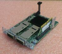 Dell QLogic QME7362 2-Port InfiniBand Host Bus Adapter Mezzanine Card + Bridge