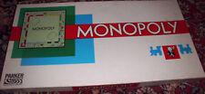 MONOPOLY von PARKER Standardausgabe Großbrett 49x49cm TOP Familienspiel