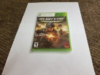 Heavy Fire: Shattered Spear (Microsoft Xbox 360, 2013) new