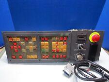 FANUC EDM A04B-0223-C201 N860-3130-T001 A86L-0001-0142 OPERATOR KEYBOARD PANEL