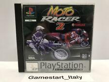 MOTO RACER 2 - SONY PS1 - VIDEOGIOCO USATO PERFETTAMENTE FUNZIONANTE PAL VERSION