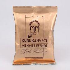 Kurukahveci Mehmet Efendi Premium Quality Turkish Coffee (1 Pack/100g) UK Seller