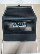 Vintage 73 Yamaha EL 433B Snowmobile Engine Console Cover 74 75 440 338S ?
