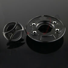 CNC Keyless Gas Fuel Tank Cap Cover For BMW  R1200GS Adventure R1200R R1200S
