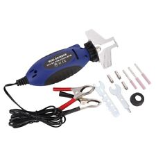 12V Mini Chainsaw Sharpener Electric Grinding Machine Chain Saw Grinder File