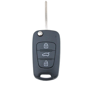 Fits HYUNDAI i30 i20 Elantra 3 Button Remote Key 2007 2008 2009 2010 2011 2012