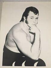 HONKY TONK MAN ONE OF A KIND VERY RARE PHOTO WWE WCW WWF