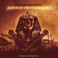 ARMY OF THE PHARAOHS Ritual of Battle CD JEDIMIND TRICKS VINNIE PAZ CELPH TITLED