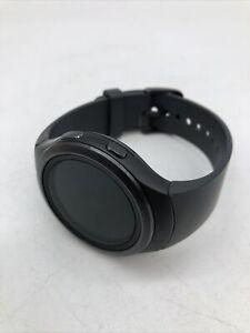 Samsung Galaxy Gear S2 SM-R730V Verizon Dark Gray Smartwatch -Only *READ*