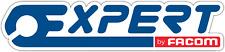 "Expert by Facom Tool Tools Car Bumper Window Tool Box Sticker Decal 8""X2"""
