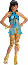 Morris Costumes Girls Monsters High Cleo De Nile Complete Outfit 4-6. RU884790SM