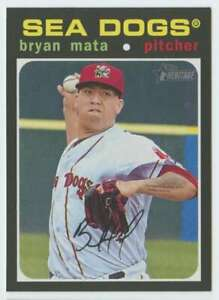 2020 Topps Heritage Minors Baseball Base Singles (Pick Your Cards)