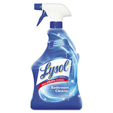 Lysol Disinfectant Bathroom Cleaners Liquid 32oz Bottle 02699