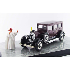 FIAT 525 PAPA PIO XI PERSONAL CAR WITH PAPA FIGURE 1:43 Rio Personaggi Storici