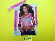 Beyonce Photo Clipping Magazine Beyhive Bootylicious Diva Vintage Picture Fab!