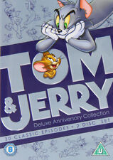 Tom and Jerry: Deluxe Anniversary Collection - 30 Classic... DVD (2010) cert U