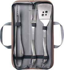 Valiant Kala Stainless Steel Barbecue BBQ Utensils Set - FIR553