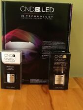 NEW CND LED Lamp  3C Technology +FREE CND BASE COAT+FREE CND TOP COAT