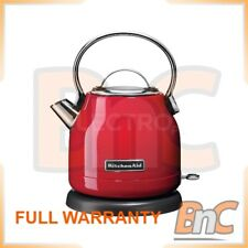 Electric Kettle Cordless 1500 W Portable Jug 1.25 L Filtered Rapid Boil Kettle