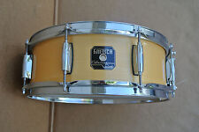 "GRETSCH CATALINA CLUB 14"" SNARE DRUM in NATURAL GLOSS FOR YOUR SET!!! #C627"