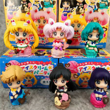 Sailor Moon candy set of 6pcs PVC figure gift anime toy gift new