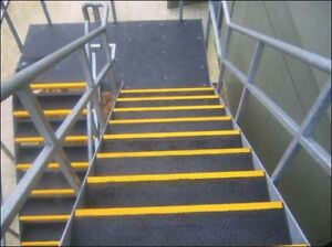 HEAVY DUTY GRP ANTI-SLIP TREAD COVERS CUT TO YOUR EXACT SIZE FREE OF CHARGE