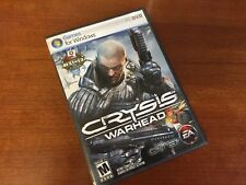 Crysis Warhead (PC, 2008) (2 discs) Complete!! Free Shipping!