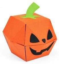 Sizzix Bigz L 3D Pumpkin Pop-up die #A11282 Retail $29.99 automatically pops up