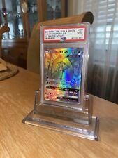 Psa 9 Mint Japanese Pokemon Pheromosa Gx Full Art Hyper Secret Rare Trading Card