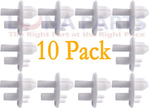 10 Pack Support Cover Crisper for Electrolux 241993001 AP4393090 PS2358879