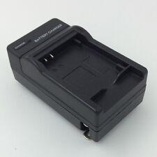AC/US Battery Charger for TOSHIBA Camileo S30 S-30 Camcorder PX1733 PX1733E-1BRS