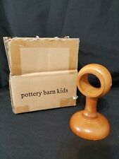 Pottery Barn Chunky Wood Window Hardware Set Of 2