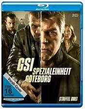 GSI - Spezialeinheit Göteborg - 3 Staffel - 2 Blu Ray Box