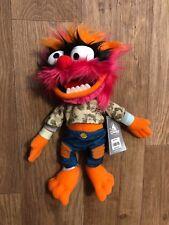 """Disney Store Muppet Babies Animal 12"""" Plush NWT"""