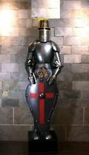 Medieval Knight Suit Of Armor 17th Century Combat Full Body Armour Suit W/Shield