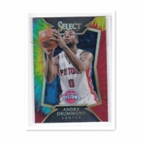 Andre Drummond 2014-15 Select Tie Dye # /25 Pistons