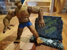 Marvel Legends The Thing Series 2 Loose with Complete Base! Excellent Condition!