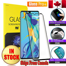Premium Hard Cover Tempered Glass Screen Protector for Huawei P30 / Pro Lite