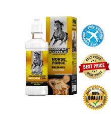 Losadinaja Sila Horse Force Relaxing Body GEL Balm for Joints and Muscles 500ml