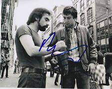 Robert Deniro signed Taxi Driver 8x10 photo
