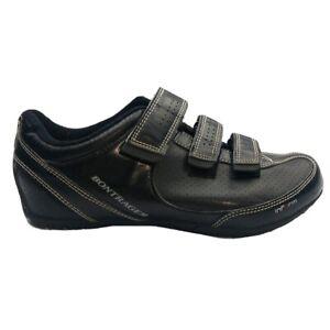Bontrager Inform Cycling Biking Shoes 408802 Black Mens US 9.5 EU 43 UK 8.5