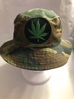 Vintage 80s Weed Legalize Bucket hat