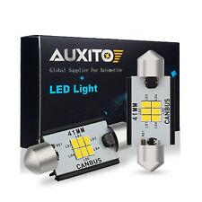 AUXITO 578 212-2 41MM Super White LED Interior Dome Map Light Bulb For Ford CNEA