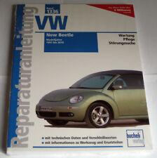 Reparaturanleitung VW New Beetle Typ 9C, Baujahre 1997 - 2010