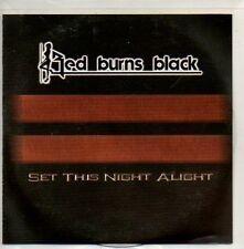 (642D) Red Burns Black, Set This Night Alight - DJ CD